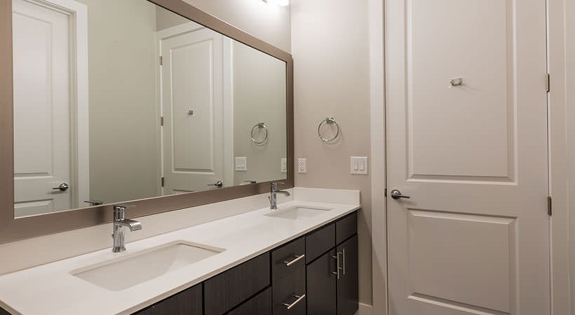 Bathroom at Lantower Bullhouse