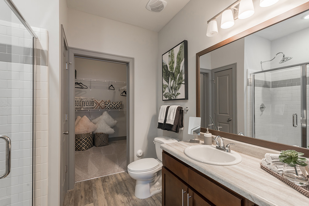 Bathroom at Cortland Perimeter Park