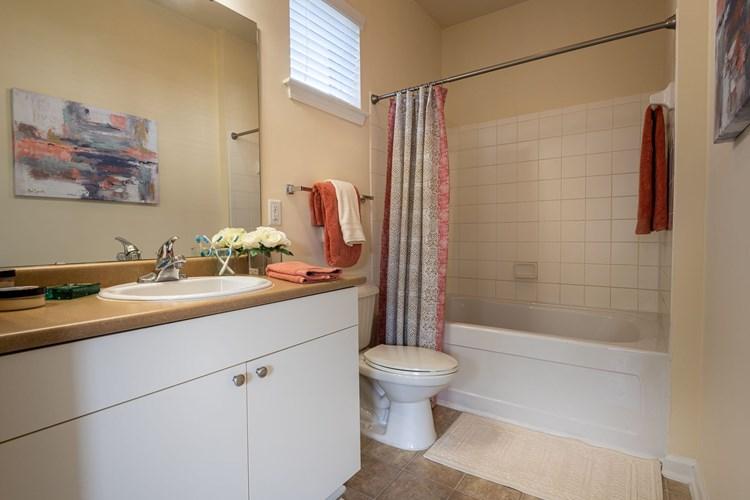 Bathroom at Windsor Tryon
