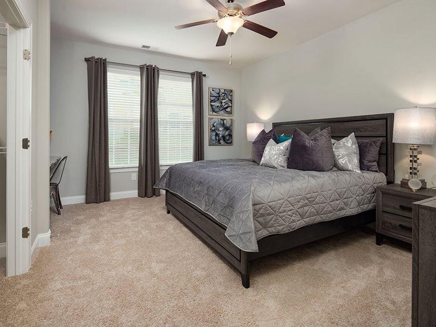 Bedroom at Villages at Westford