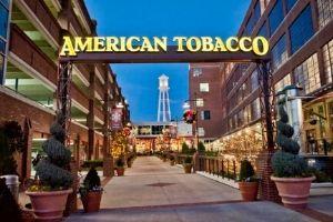 Durham American Tobacco Campus