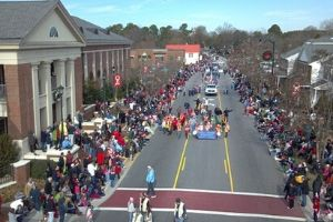 Holly Springs Parade