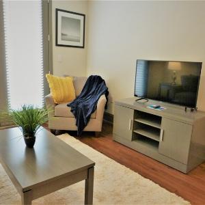 Midtown Green Chair TV