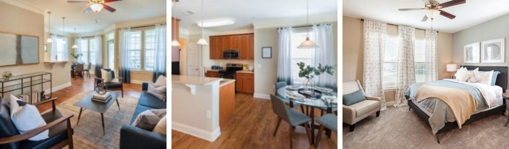 Peak Suites Bell Apex Floor Plan Options