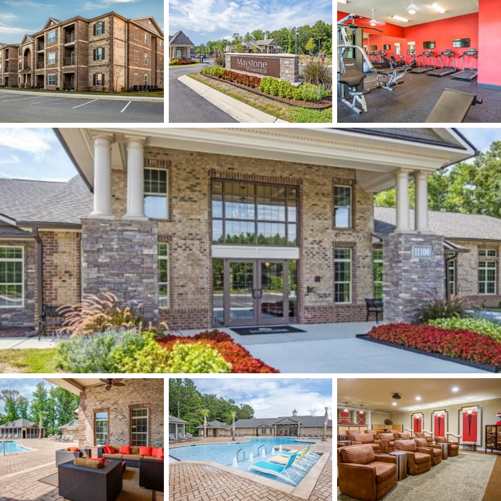 Peak Suites Maystone at Wakefield in Wake Forest North Carolina