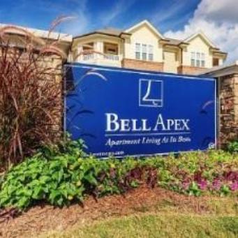 Apex Bell Apex sign